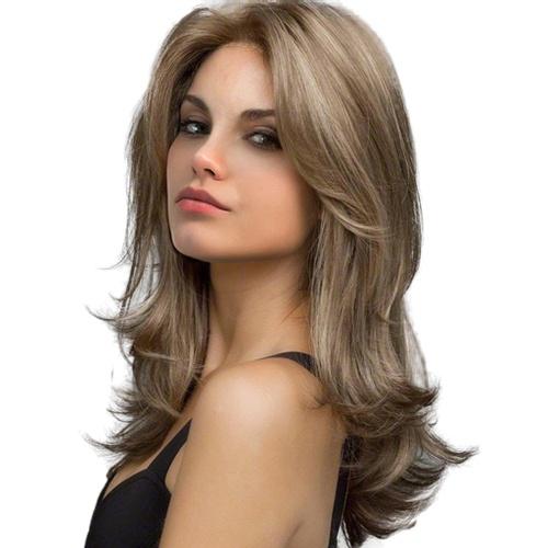 peruca feminina natural