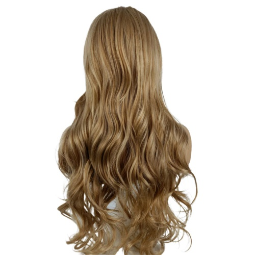 peruca de cabelo humano natural