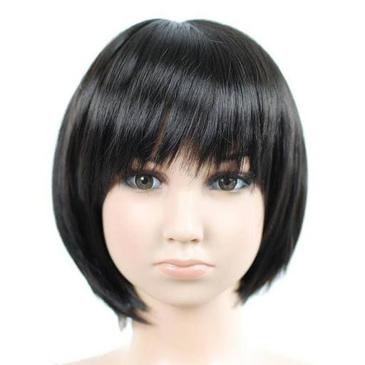 peruca de cabelo natural humano
