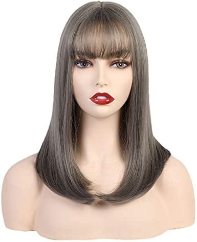 peruca de cabelo natural