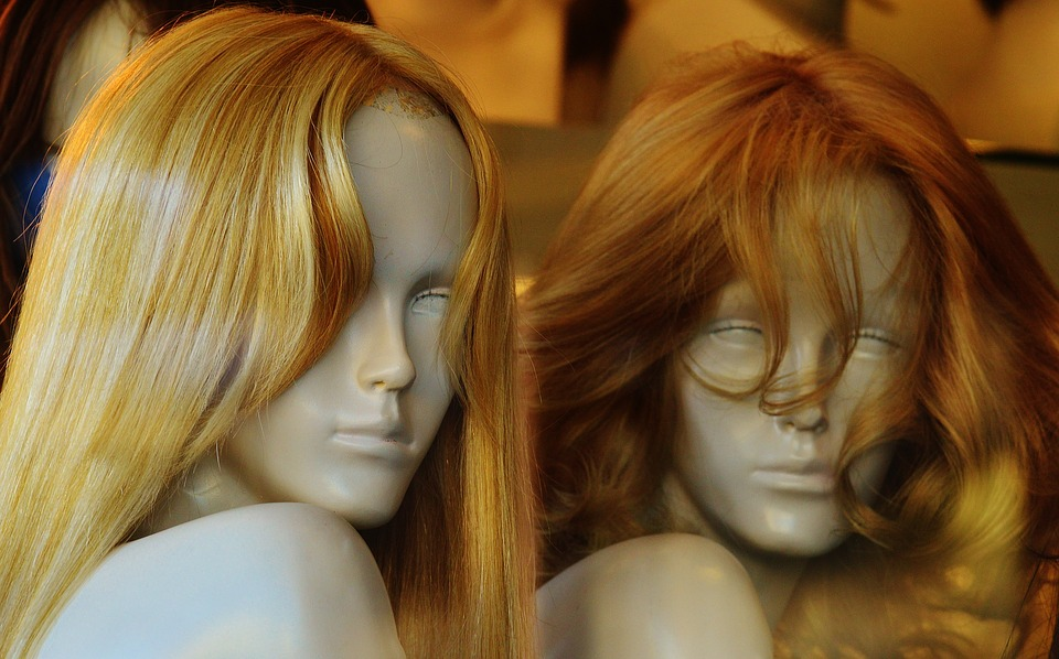 protese capilar feminina