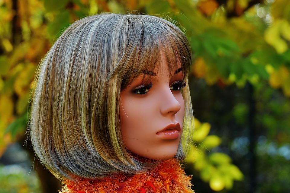 perucas naturais